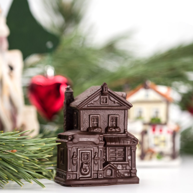 Шоколадный домик от 20 штук