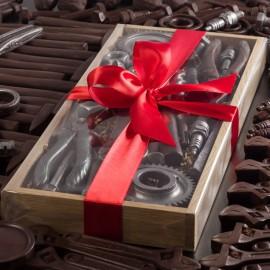 Корпоративный шоколад от 10 штук