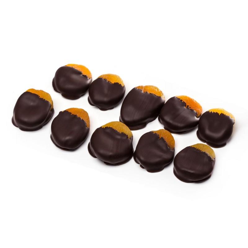 Курага в шоколаде от 10 кг