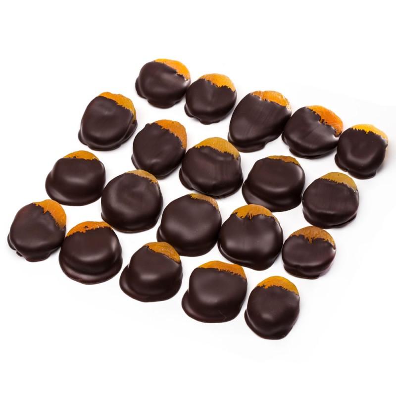 Курага в шоколаде от 20 кг
