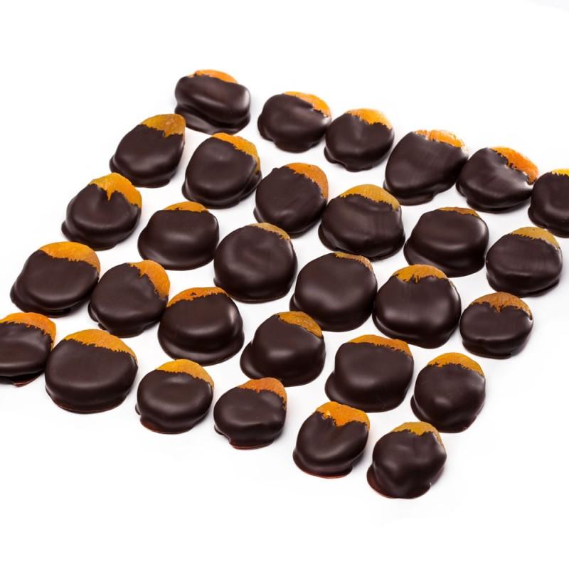 Курага в шоколаде от 30 кг