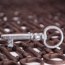 Шоколадный ключ от 300 штук