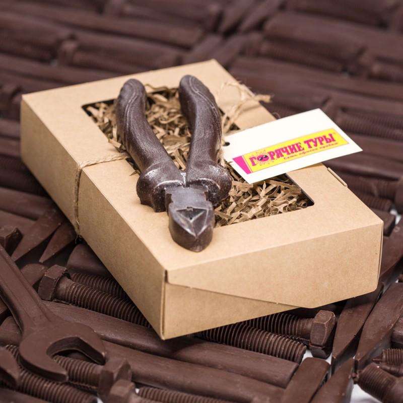 Шоколадные бокорезы