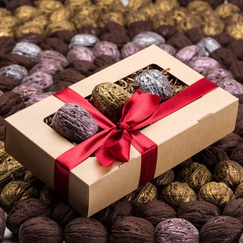 Шоколадные орехи от 20 штук