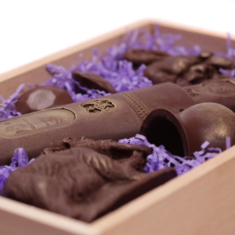 Шоколадный набор Якутский от 30 штук