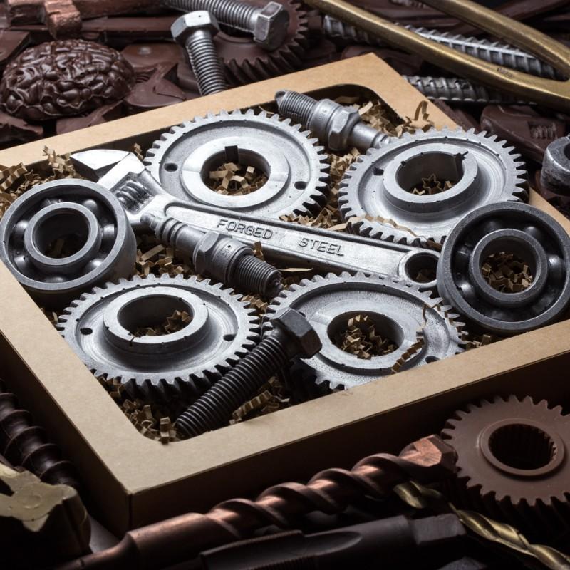 Инструментальный шоколад