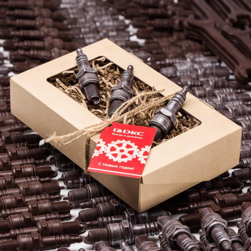 Набор шоколадных свечей зажигания (РРЦ)