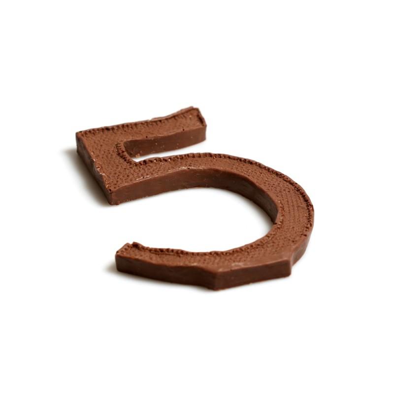 Шоколадная пятерка