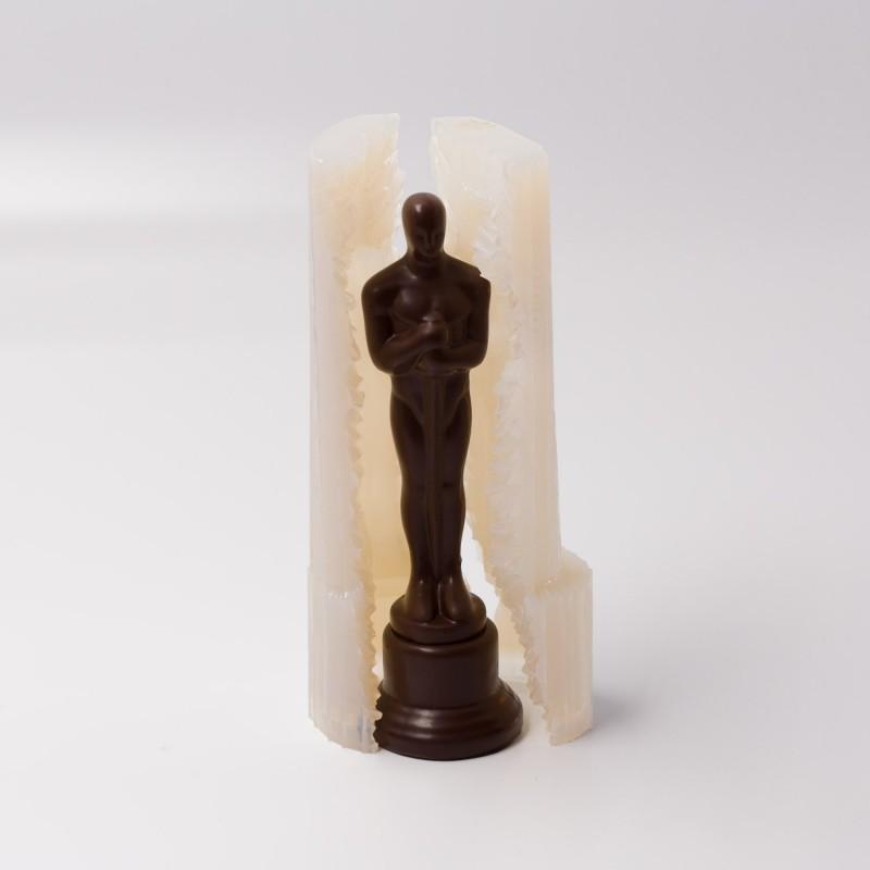 Силиконовая форма для шоколада - Оскар