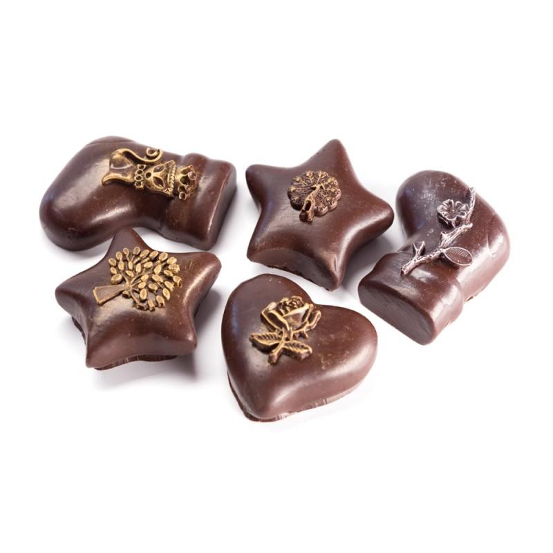 Набор шоколадных игрушек 3