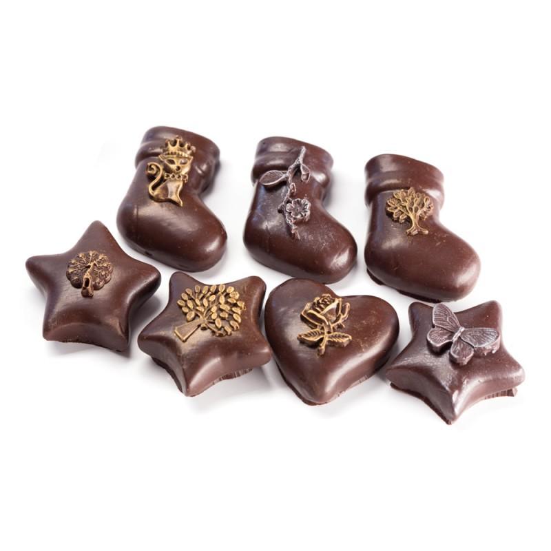 Набор шоколадных игрушек 4