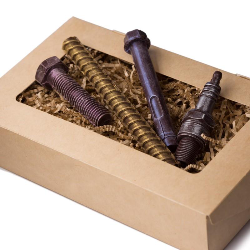 Шоколадный набор для мужчин (Рекомендованная розничная цена)