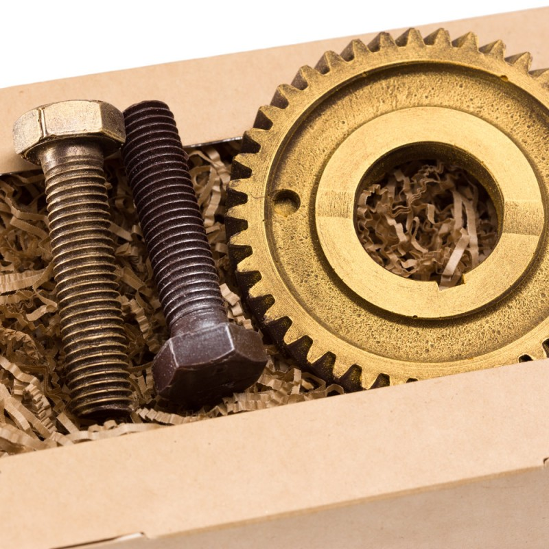 Набор шоколадных инструментов на 23 февраля от 20 штук