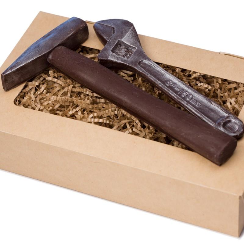 Молоток и ключ