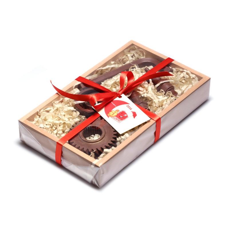 Корпоративные подарки из шоколада 88