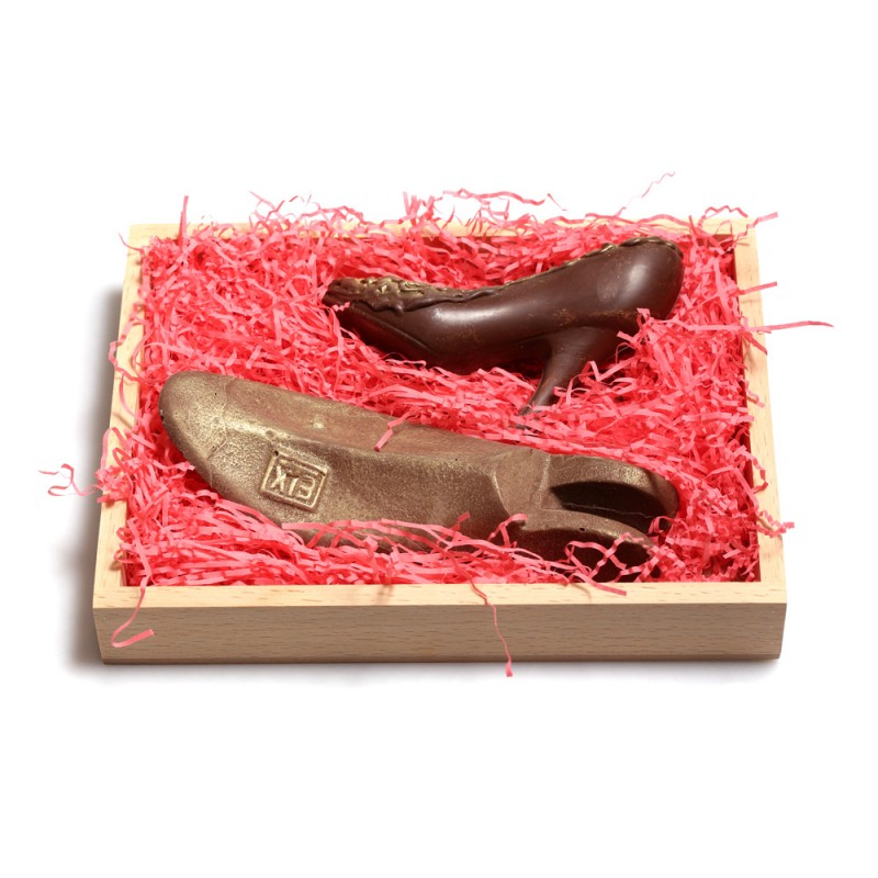Шоколадный набор для обувщиков
