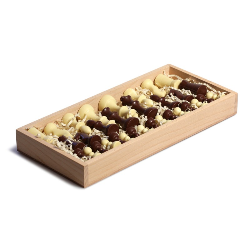 Шоколадные шахматы