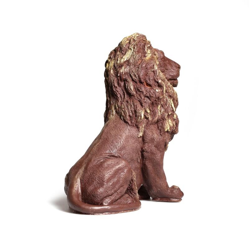 Королевский шоколадный лев