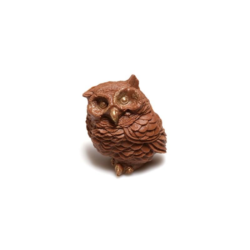 Маленькая шоколадная сова