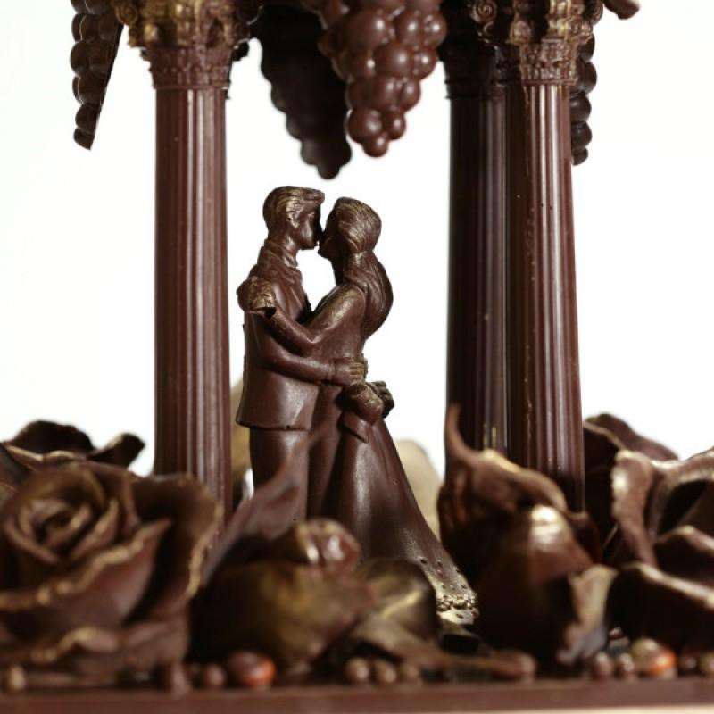 Шоколадная беседка