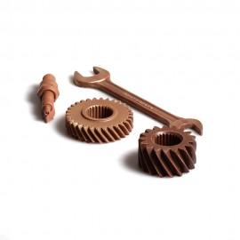Набор шоколадных инструментов № 43
