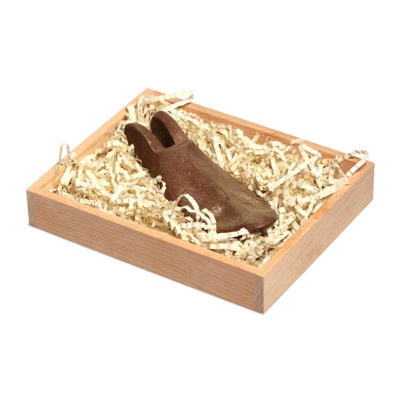 Шоколадная сапожная лапа