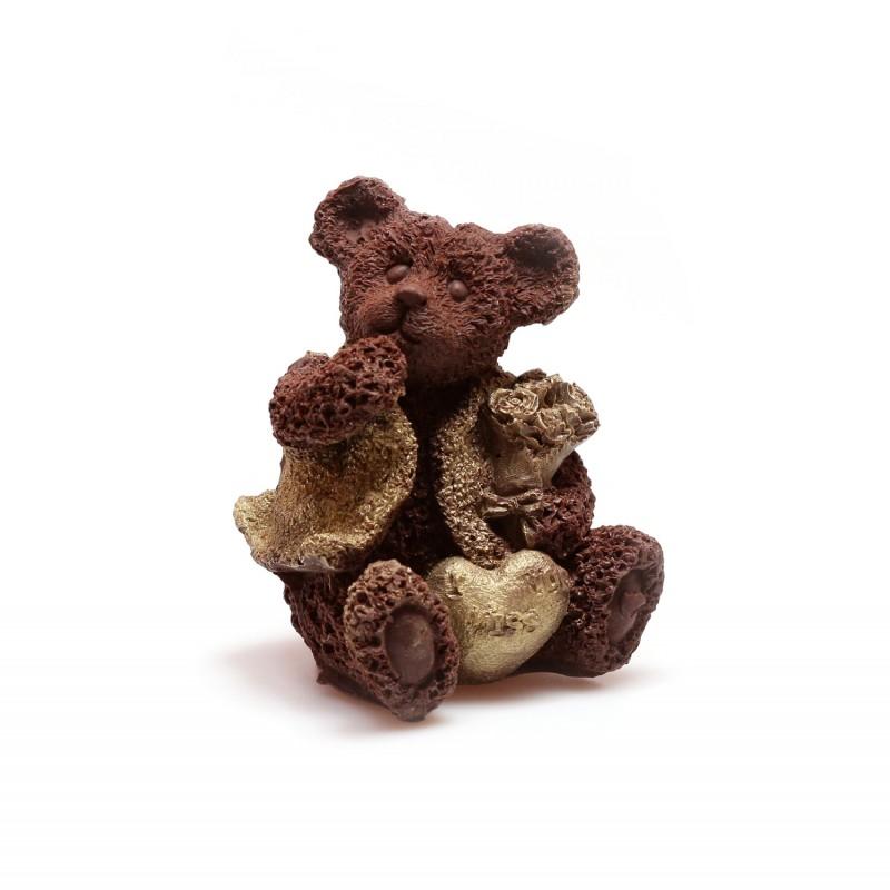 Шоколадный Тедди в кофте
