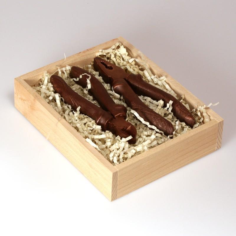 Шоколадные инструменты своими руками 65