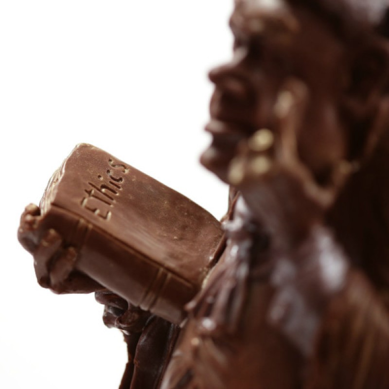 Шоколадный судья