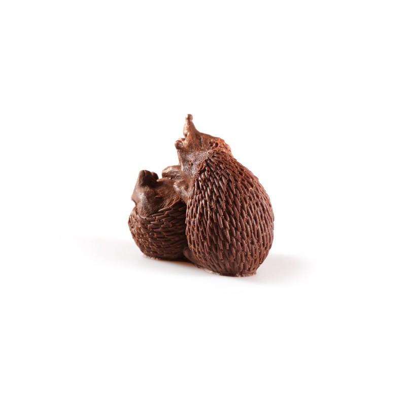 Шоколадные ежики № 2