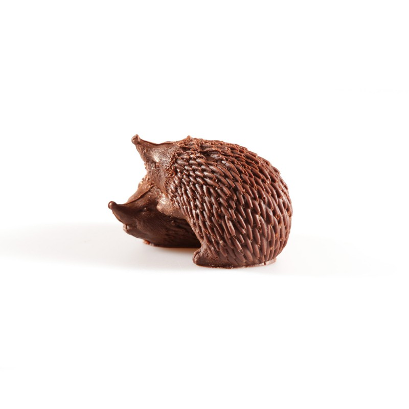 Шоколадные ежики № 1