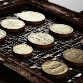 Картина Царские Монеты