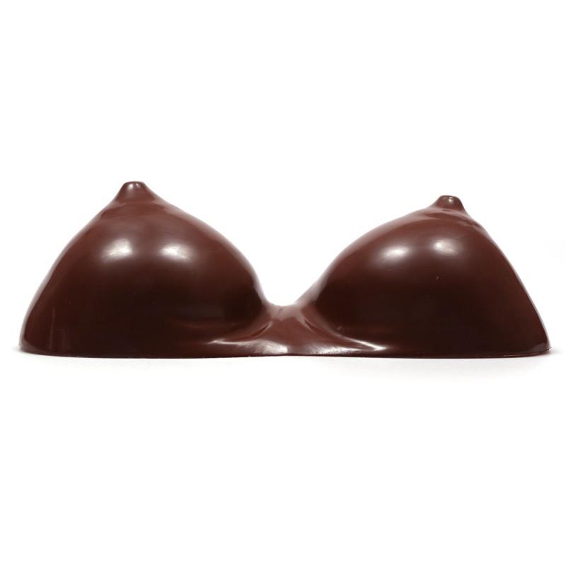 Шоколадная грудь