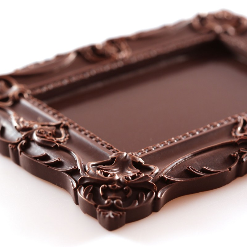 Шоколадная картина корпоративная