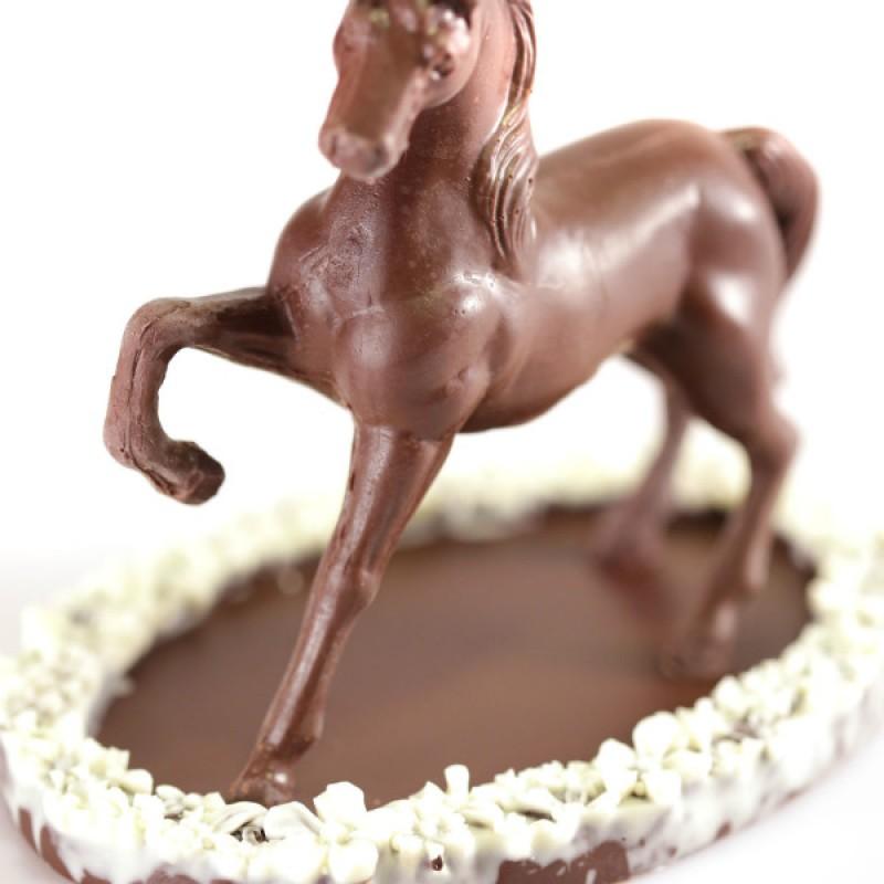 Шоколадный конь