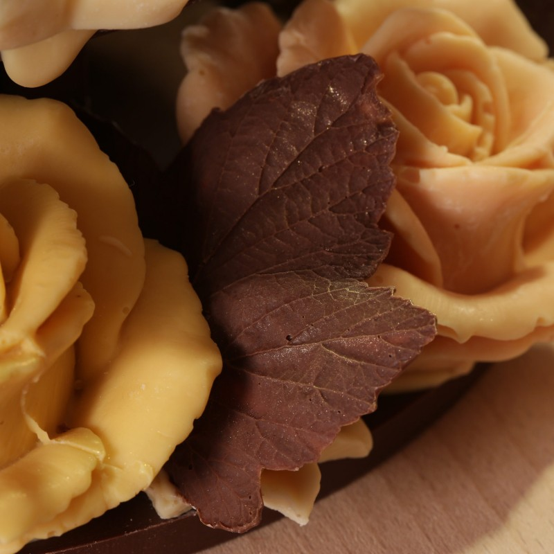 Эксклюзивная шоколадная композиция