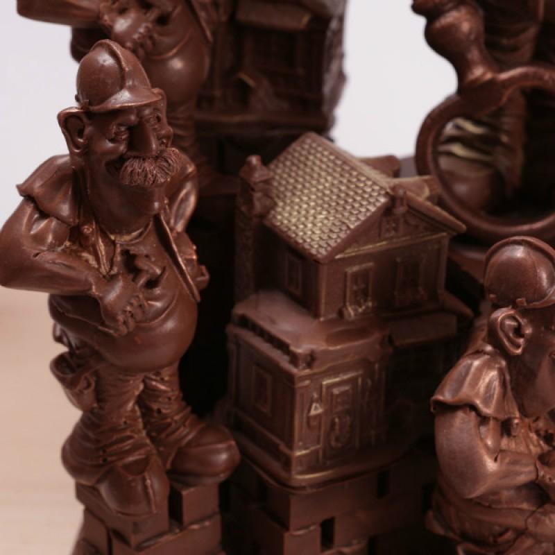 Шоколадный руководитель