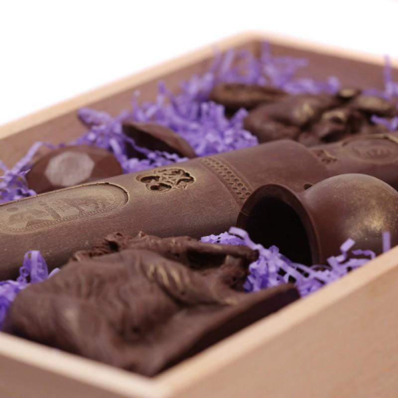 Шоколадный набор Якутский (розничная цена)