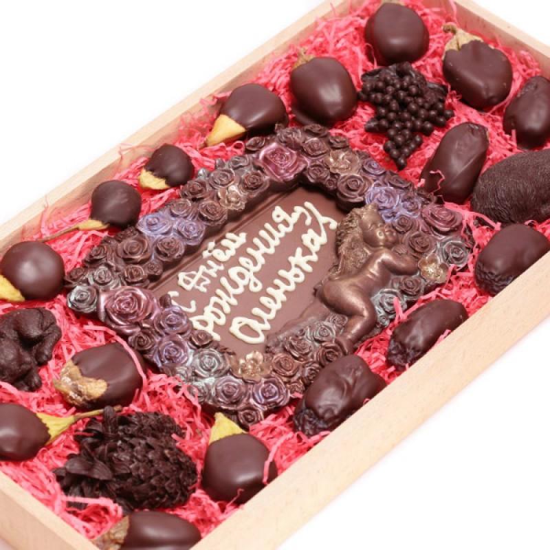 Подарки из шоколада вологда 76
