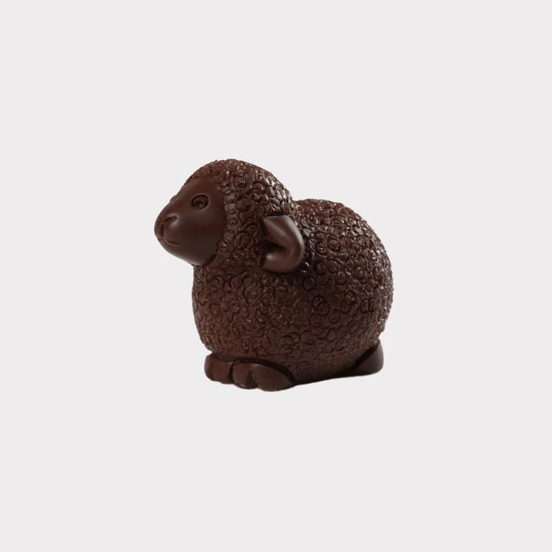 Шоколадная овечка 1