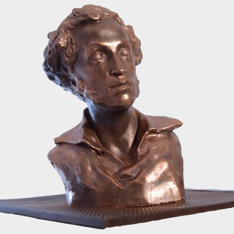 Шоколадный Пушкин