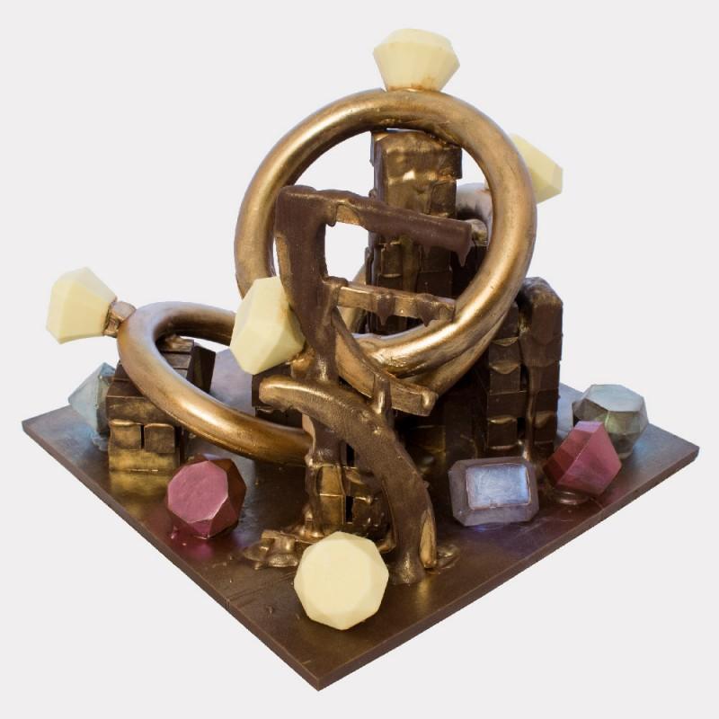 Шоколадные драгоценности